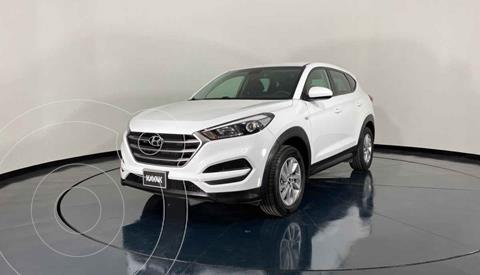 Hyundai Tucson GLS usado (2018) color Blanco precio $327,999