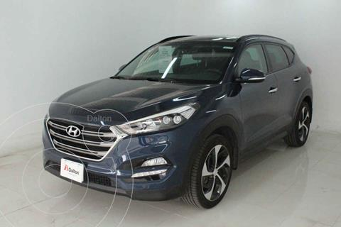 Hyundai Tucson Limited Tech usado (2018) color Azul precio $369,000