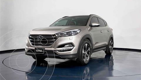Hyundai Tucson Limited Tech usado (2018) color Dorado precio $394,999