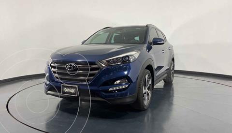 Hyundai Tucson Limited Tech usado (2018) color Azul precio $357,999