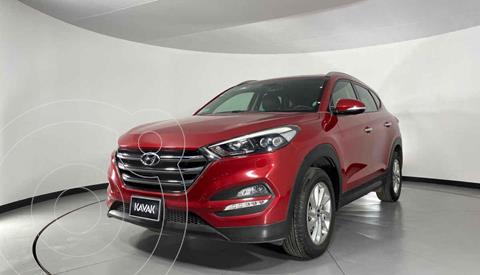 Hyundai Tucson Limited usado (2018) color Rojo precio $349,999