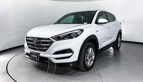 Hyundai Tucson GLS usado (2016) color Blanco precio $289,999