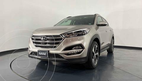 Hyundai Tucson Limited Tech usado (2018) color Dorado precio $377,999