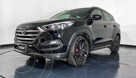 Hyundai Tucson GLS Premium usado (2018) color Negro precio $327,999