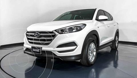 Hyundai Tucson GLS usado (2018) color Blanco precio $302,999