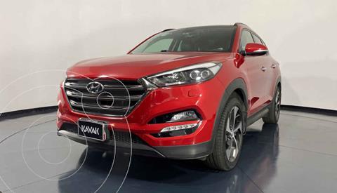 Hyundai Tucson Limited Tech usado (2016) color Rojo precio $337,999