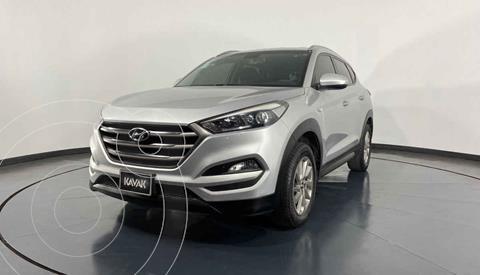 Hyundai Tucson Limited usado (2016) color Plata precio $282,999