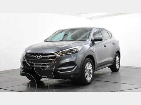 Hyundai Tucson GLS usado (2018) color Gris precio $340,600