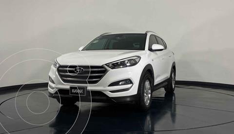 Hyundai Tucson GLS Premium usado (2018) color Blanco precio $347,999