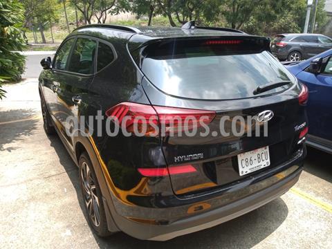 Hyundai Tucson Limited Tech usado (2019) color Negro precio $399,000