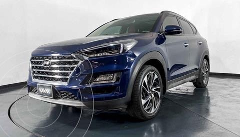 Hyundai Tucson GLS usado (2018) color Azul precio $424,999