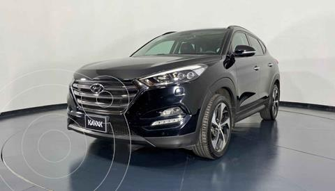 Hyundai Tucson Limited Tech usado (2018) color Negro precio $379,999