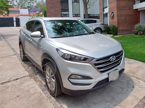 Hyundai Tucson GLS Premium usado (2018) color Plata precio $252,000