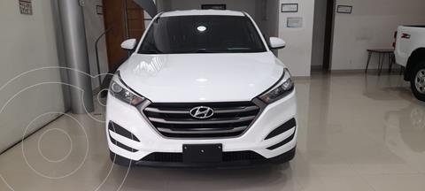 Hyundai Tucson GLS usado (2017) color Blanco precio $305,000
