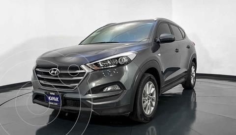 Hyundai Tucson GLS Premium usado (2018) color Gris precio $317,999