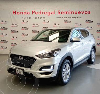 Hyundai Tucson GLS usado (2020) color Plata precio $364,000