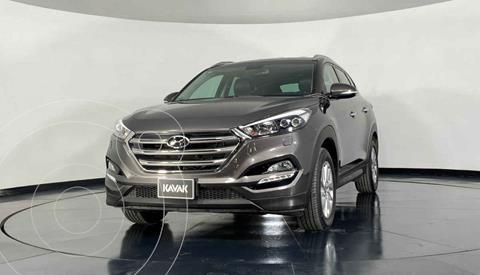 Hyundai Tucson Limited usado (2018) color Gris precio $347,999