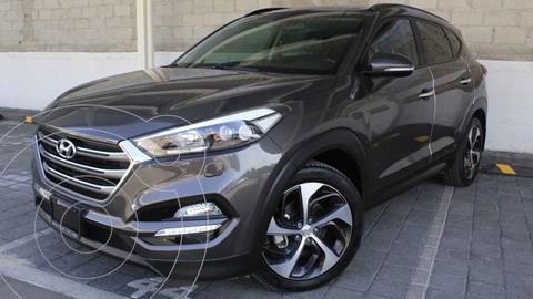 Hyundai Tucson Limited Tech usado (2018) color Blanco precio $395,000