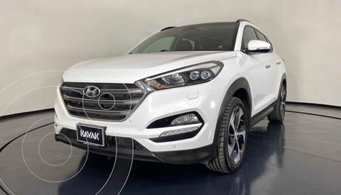 Hyundai Tucson Limited Tech usado (2018) color Blanco precio $377,999