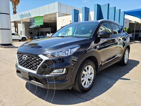 Hyundai Tucson GLS Premium usado (2019) color Negro precio $360,000