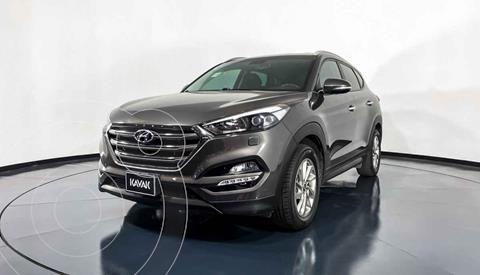 Hyundai Tucson GLS usado (2018) color Cafe precio $312,999