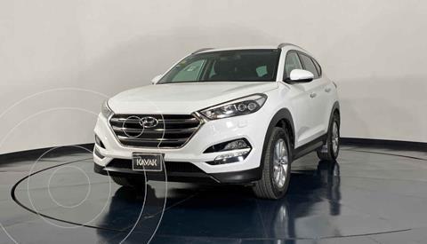 Hyundai Tucson Limited usado (2018) color Blanco precio $364,999