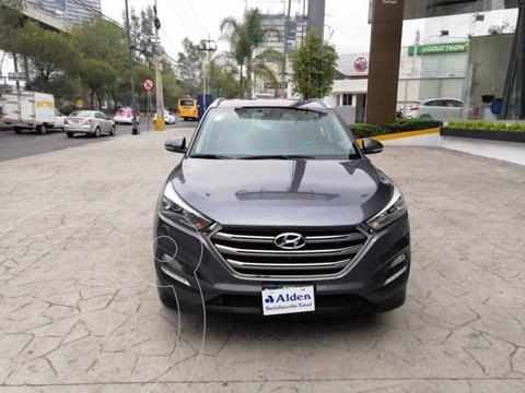 Hyundai Tucson Limited usado (2017) color Negro precio $308,000