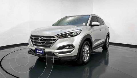 Hyundai Tucson GLS usado (2018) color Plata precio $284,999