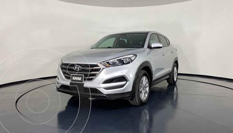 Hyundai Tucson GLS usado (2016) color Plata precio $272,999