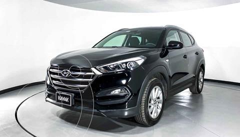 Hyundai Tucson Limited usado (2016) color Negro precio $274,999