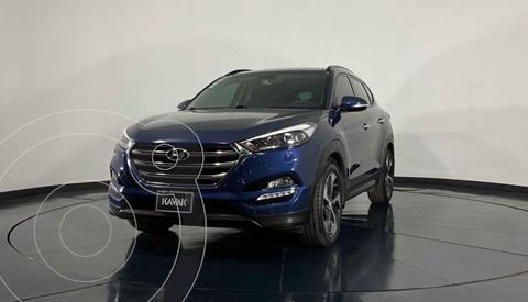 Hyundai Tucson Limited Tech usado (2018) color Azul precio $394,999
