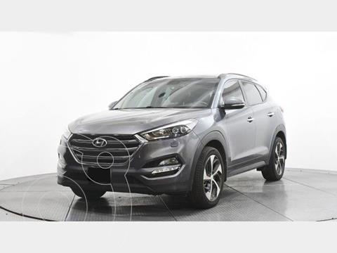 Hyundai Tucson Limited Tech usado (2017) color Gris precio $352,000