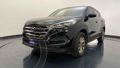 Hyundai Tucson GLS usado (2016) color Negro precio $272,999