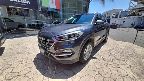 Hyundai Tucson Limited usado (2018) color Gris precio $360,000