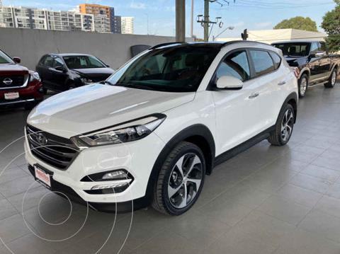 Hyundai Tucson Limited Tech usado (2018) color Blanco precio $369,000