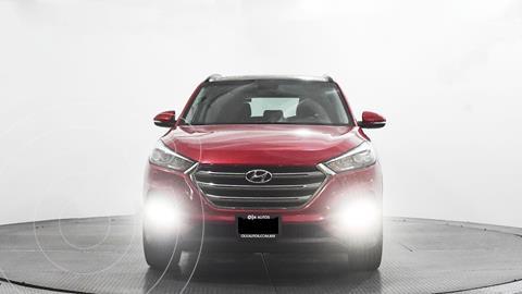 foto Hyundai Tucson Limited Tech usado (2017) color Rojo precio $337,291