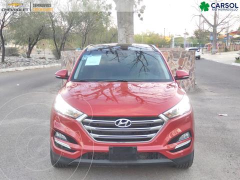 Hyundai Tucson Limited Tech usado (2017) color Rojo precio $369,000