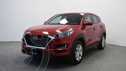 Hyundai Tucson GLS usado (2019) color Rojo precio $372,000