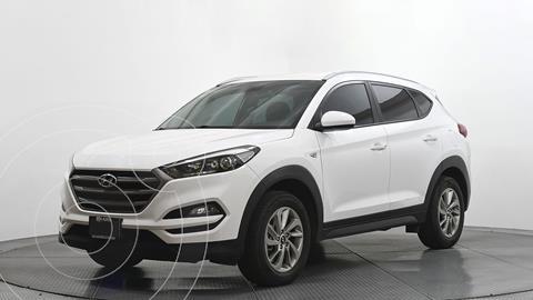 Hyundai Tucson GLS Premium usado (2017) color Blanco precio $282,000