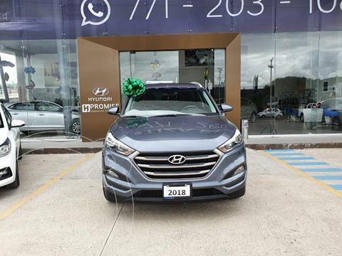 Hyundai Tucson GLS Premium usado (2018) color Gris precio $335,000