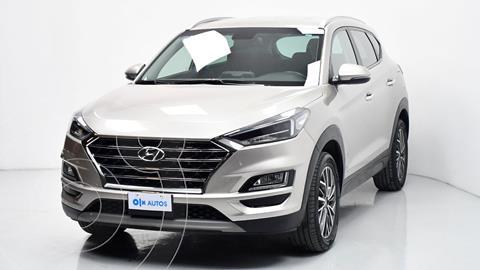 Hyundai Tucson Limited usado (2019) color Dorado precio $405,000