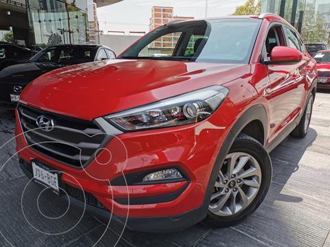 Hyundai Tucson GLS Premium usado (2017) color Rojo precio $310,000