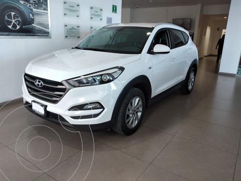 Hyundai Tucson GLS Premium usado (2017) color Blanco precio $272,200