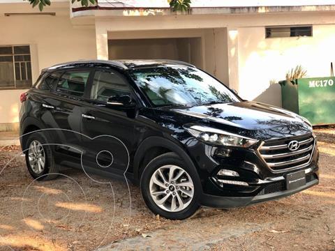 Hyundai Tucson Limited usado (2018) color Negro precio $340,000