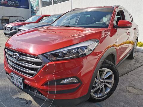 Hyundai Tucson GLS Premium usado (2017) color Rojo precio $304,000