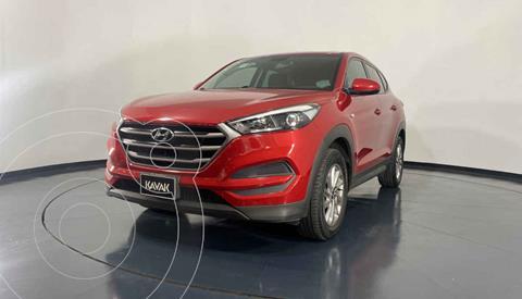 Hyundai Tucson GLS usado (2018) color Rojo precio $287,999