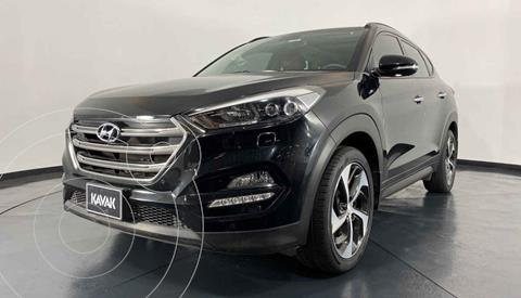 Hyundai Tucson GLS usado (2018) color Negro precio $327,999