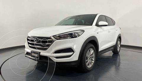 Hyundai Tucson GLS usado (2016) color Blanco precio $284,999