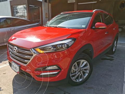 Hyundai Tucson Limited usado (2018) color Rojo precio $330,000