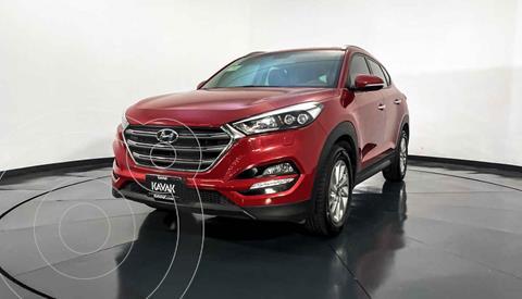 Hyundai Tucson Limited usado (2018) color Rojo precio $352,999